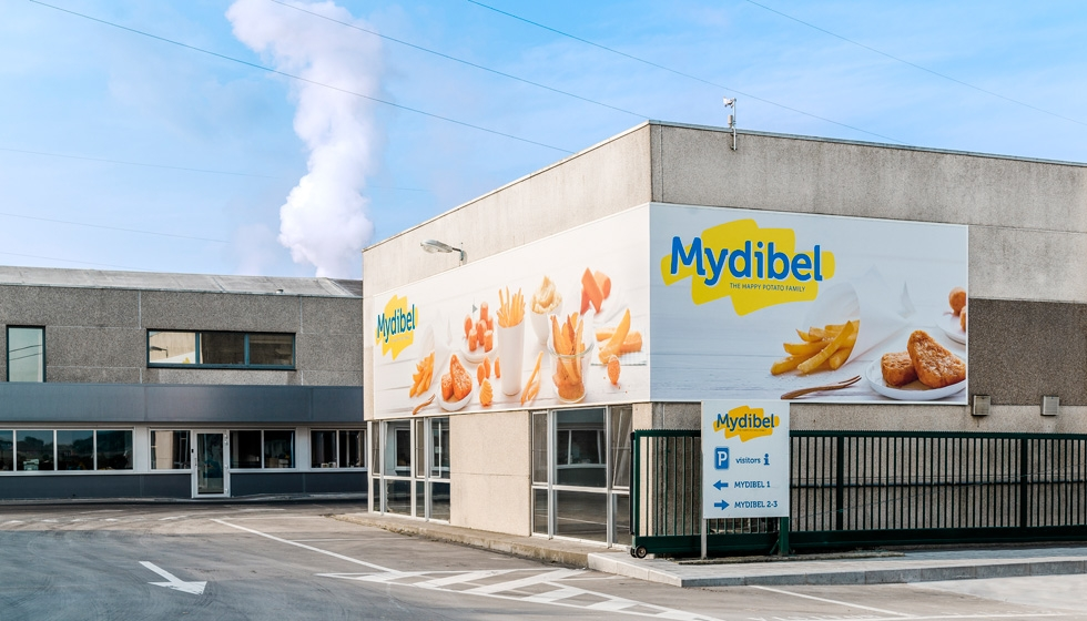 New corporate image Mydibel