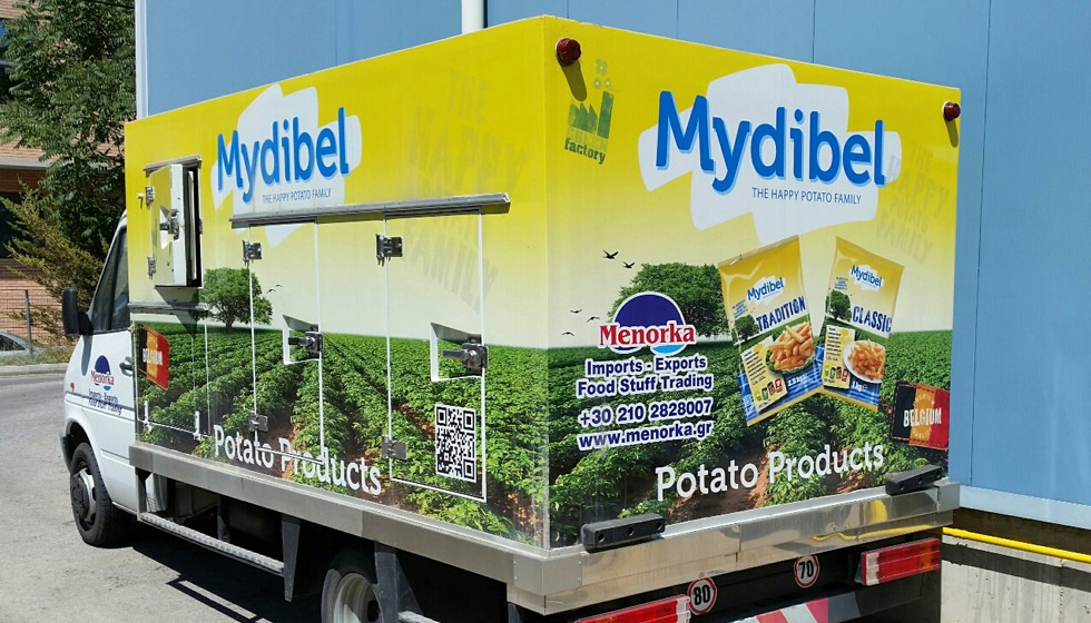 Mydibel Partner Menorka Greece