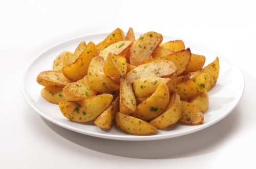 Mydibel Seasoned Potato Wedges