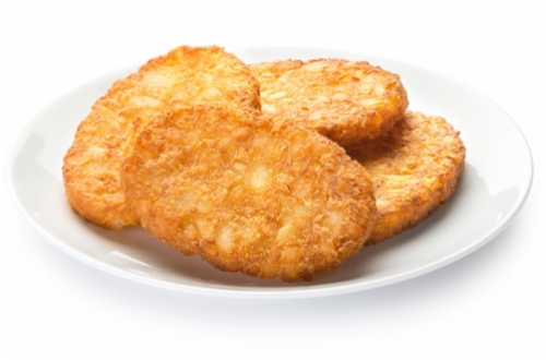 Oval Hash Brown