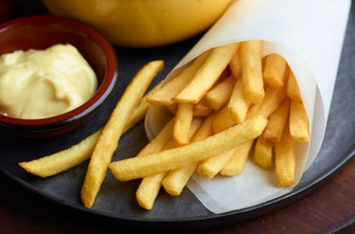 Belgian Potato Fries