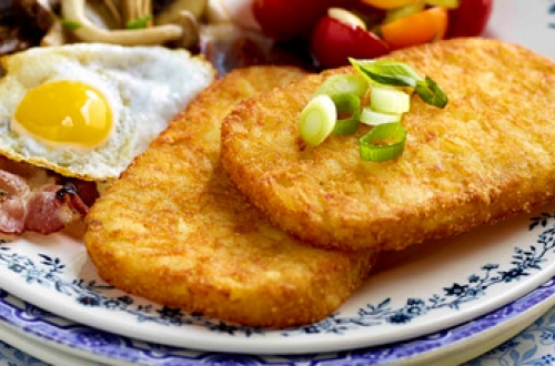 Frozen Rösti Hash Browns Mydibel