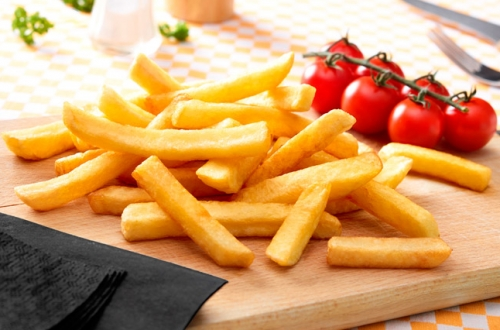 Chilled Prefried Belgian Potato Fries